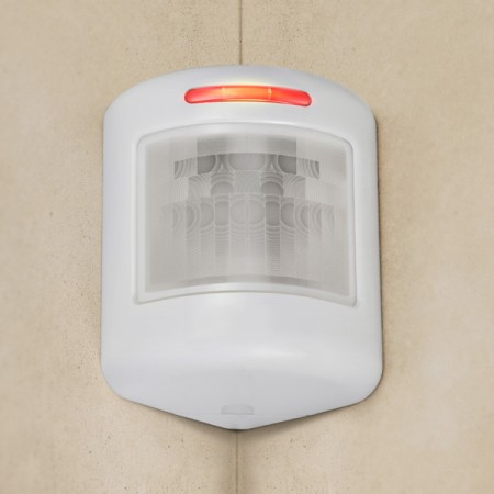 CORNER intruder intrusion detector sensor